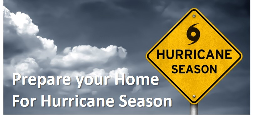 Prepare your Home for Hurricane Season