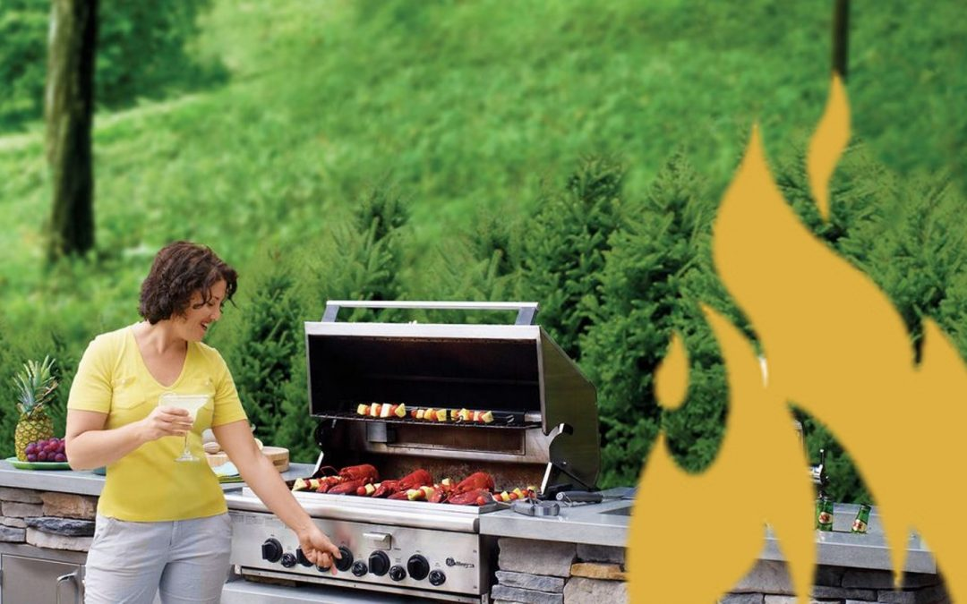 Did You Know that Plumbers are the Ones Who Install Gas Lines for Grills?