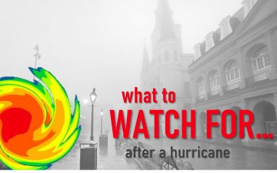 Watch Out for Plumbing Problems After a Hurricane
