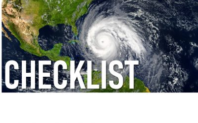 What To Do After A Hurricane : A Checklist For Your Home